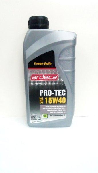 Ardeca Pro-Tec 15W40 1L